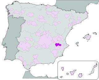 Almansa wijnstreek