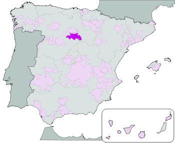 Ribera del Duero wijnstreek
