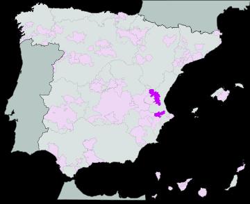 Valencia wijnstreek